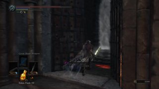Dark Souls 3 - Addy vs. Abyss Watchers (NG+)
