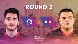 BLAST Pro Series Los Angeles 2019 - Front Row - Round 2 - Team Liquid Vs. NRG