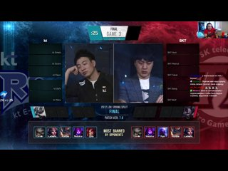 видео: SKT vs KT Game 3