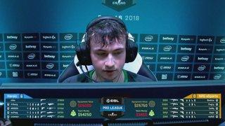 RERUN - CSGO - Space Soldiers vs. OpTic Gaming - Nuke - Map 2 - Group B LB Round 2 - ESL Pro League Season 7 Finals