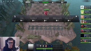 Twitch Rivals Game 1 | Amaz Auto Chess