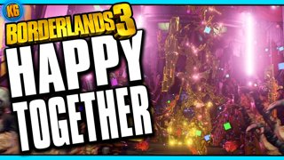 Happy Together Trailer Reaction #Borderlands #Borderlands3