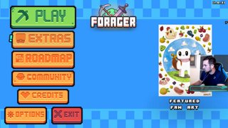 Forager Stream #4 - TIME TO FORAGE!!