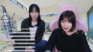 전댄스팀멤버와 아무것도 안하는 게스트방송