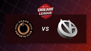 Chaos vs Vici Gaming - Game 1 - CORSAIR DreamLeague S11 - The Stockholm Major - Part 1