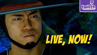 MK11 Returns - Taking Kung Lao Online & More !moving (5-15)