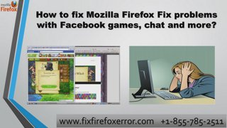 How to fix Mozilla Firefox Fix login issues on websites that require a  username and password ? | +1-855-785-2511