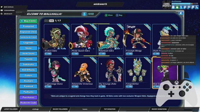 Brawlhalla redeem code   Brawlhalla Early Access Steam Code Giveaway
