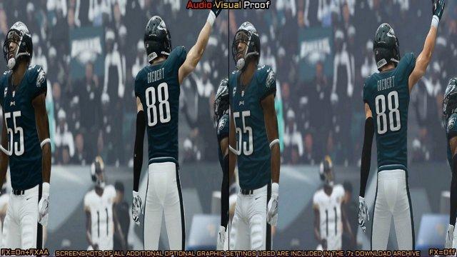 AudioVisualProof - Madden NFL 19 PC Extra Enhanced Realism