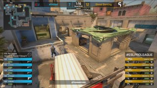 RERUN: CS:GO - BIG vs. Natus Vincere [Dust2] Map 1 - Group B - ESL Pro League Season 9 Europe