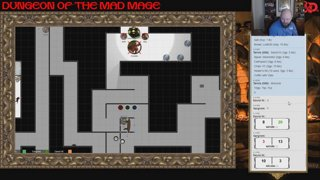 The Ruins of Undermountain - One Shot - Living Dungeon Crawl