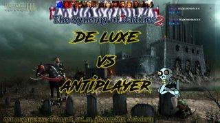 Яркий момент: The Synergy of Daddies 2 qualification 2nd round / Deluxe vs Antiplayer / Diamond no rules