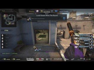 Beyond Esports vs Lucid Dream - CS:GO - FPSThailand CS:GO
