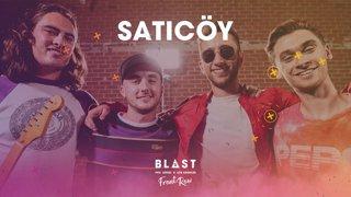 BLAST Pro Series Los Angeles 2019 - Front Row - Saticöy