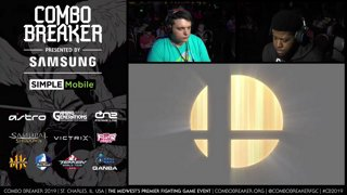 CB 2019 SSBU - H20 | PantsForHire (Game & Watch) Vs. October (Inkling) Smash Ultimate Tournament Pools