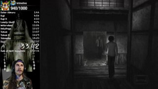 Fatal Frame Any% Normal [PS2] - 1:14:46