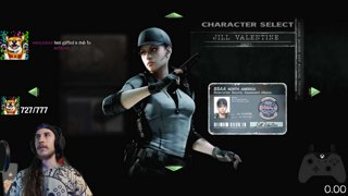 Resident Evil HD Randomizer (Jill) [PC] - 31:56
