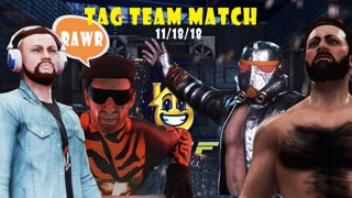 HWF:  Archie Cooper and Mike Lemonade Vs Vertiigo and Ztum (Tag Team Match) 11/18/18