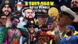 HWF: A Shit Show (Royal Rumble) 11/18/18