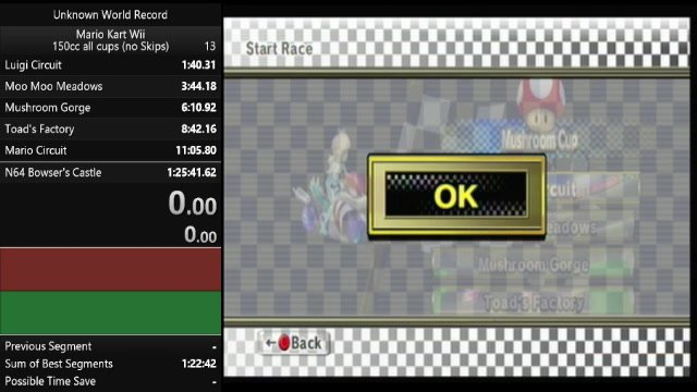 Boohead86 Mario Kart Wii Submission Video For Sgdq Twitch