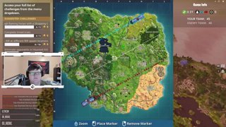 Jim Suffers From Ifaima | 50v50 Fortnite