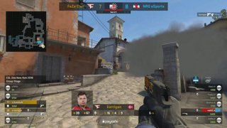RERUN: Fnatic vs. mousesports [Train] Map 2 - Group A Round 1 - ESL One New York 2018