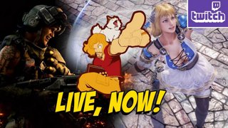 More SCVI w/YoVideogames - PC Version Searching For Souls & Blackout Later!? - SCVI GIVEAWAY - bit.ly/MAXCALIBUR6 (Sun 10-21)