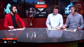 Endpoint vs Fish123 - Game 3 - Grand Finals ESL Premiership Summer 2018