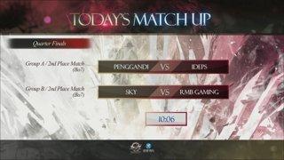 [ENG] Shinhancard Blade & Soul Tournament 2017 World Championship / QuarterFinal #3