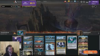 Twitch Rivals: Magic: The Gathering Arena Challenge