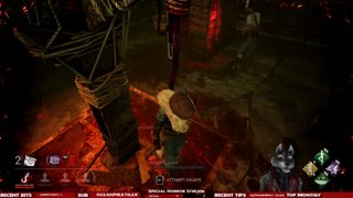 Clip: When you become one with the world in DBD ~