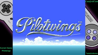 super Chronquest game #8 pilotwings stream