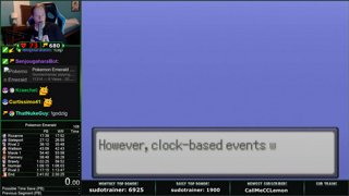 Pokemon Emerald 2nd PB! 2:38:34