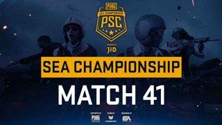 [PSC] [TH] JIB PUBG SEA Championship Phase 3  Game 41