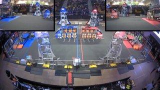 2019 FIRST Robotics Competition - Central Missouri Regional - Multiview - Saturday