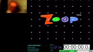 Zoop level mode 10 level speedrun WR in 13:18