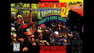Donkey Kong Country 2: Diddy Kong's Quest - Mining Melancholy