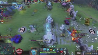 RERUN: Fnatic vs Team Liquid - Game 3 - Corsair DreamLeague Season 9