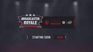 Broadcaster Royale: OMEN Challenge | Partner Invitational #1 - Asia / Europe / North America / Latin America