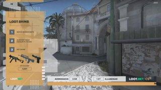 (EN) Adwokacik vs Illuminar | map 3 | Loot.bet/CS Season 3 | by @oversiard  & @VortexKieran