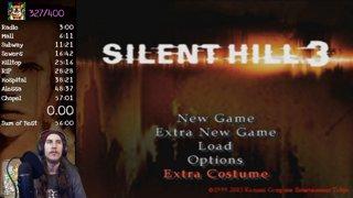 Silent Hill 3 NG+ [PS2] - 34:13