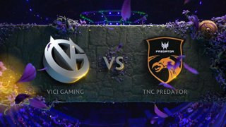 [EN] VG vs TNC  BO3 - The International 2019 Main Event