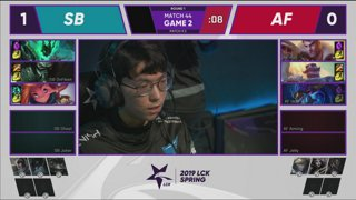JAG vs. KZ - AF vs. SB | Week 5 Day 2 | LCK Spring Split (2019)
