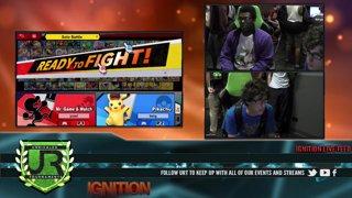 Ignition #182 WINNERS ROUND 3 - JoshKing (Game N Watch) vs Twig! (Pikachu)