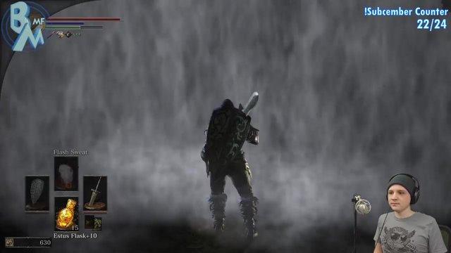 Halflight, Spear of the Church - SL1 (Dark Souls 3)