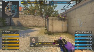 RERUN: CS:GO - Aristocracy vs. Fnatic [Nuke] Map 1 - Group A - ESL Pro League Season 9 Europe