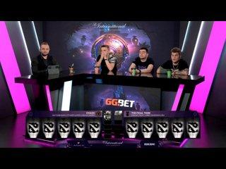 видео: The Final Tribe vs Chaos Esports game 2