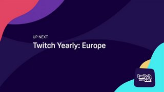 TwitchCon Europe 2019 - Day 2 Twitch Yearly Europe