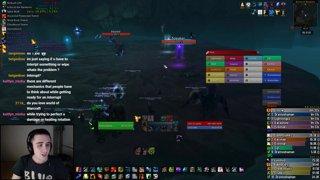 Mythic Cabal Battle Shaman PoV