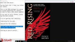 Highlight: book club pt. 2 - Red Rising
